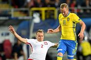 Engvall's Sweden held by Poland