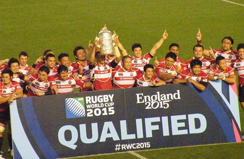 Bristol To Host Japan Ahead Of Rugby World Cup