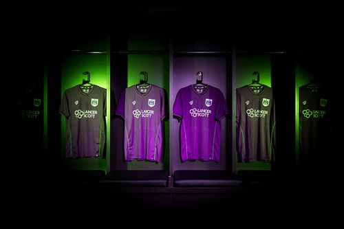 Away youth kits back in stock