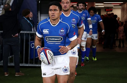 Lemi to lead Samoa against Wales