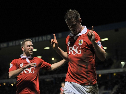 Report: Gillingham 2-4 Bristol City