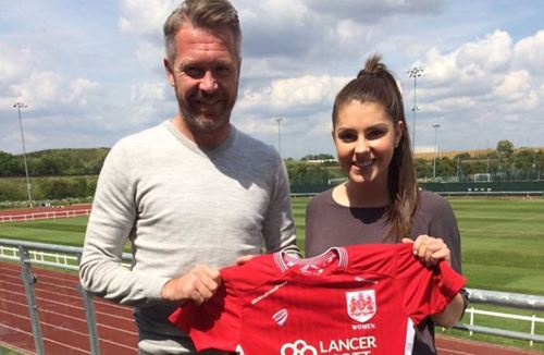 City Women snap up Arsenal youngster
