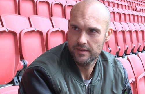 Video: Luke Williams - The First Interview