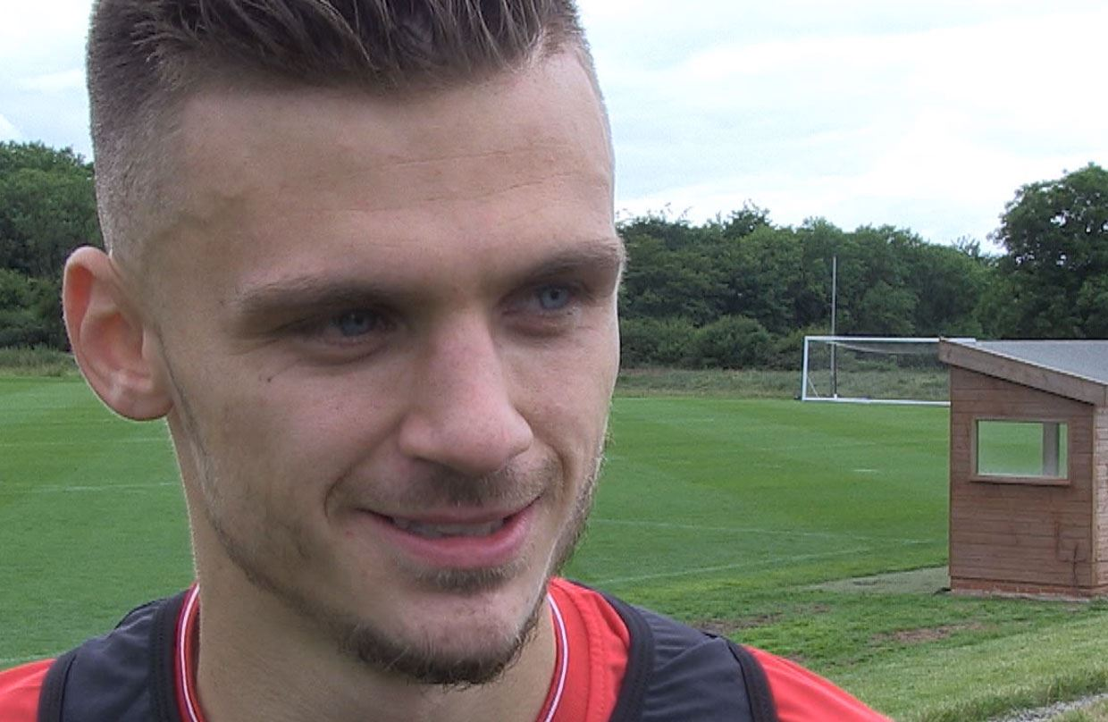 Video: Jamie Paterson - First Day Back thumbnail