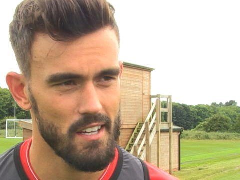 Video: Marlon Pack - First Day Back