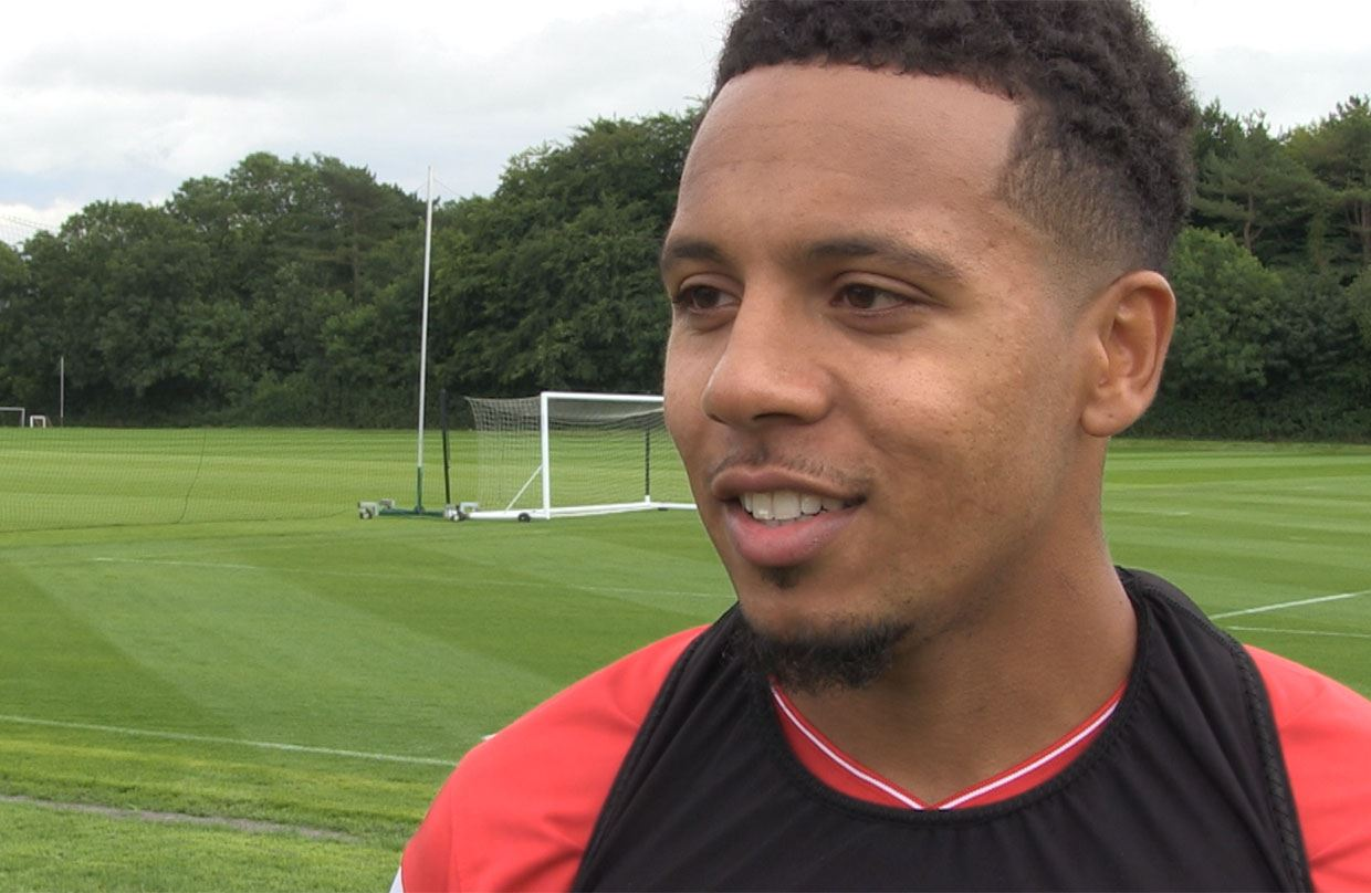 Video: Korey Smith - First Day Back thumbnail