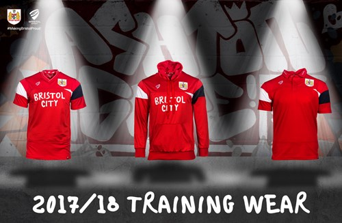 Training wear now on sale