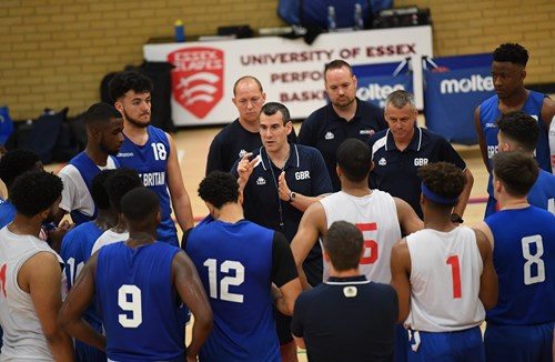 Kapoulas' GB U20s go 1-2 in preparation tournament