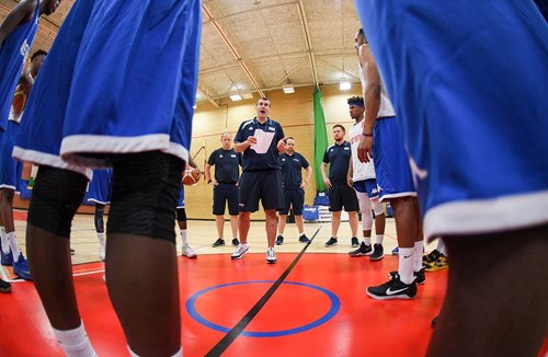 Coach K's GB U20s split preparation series with Hungary