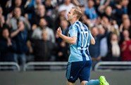 Engvall nets again for Djurgarden
