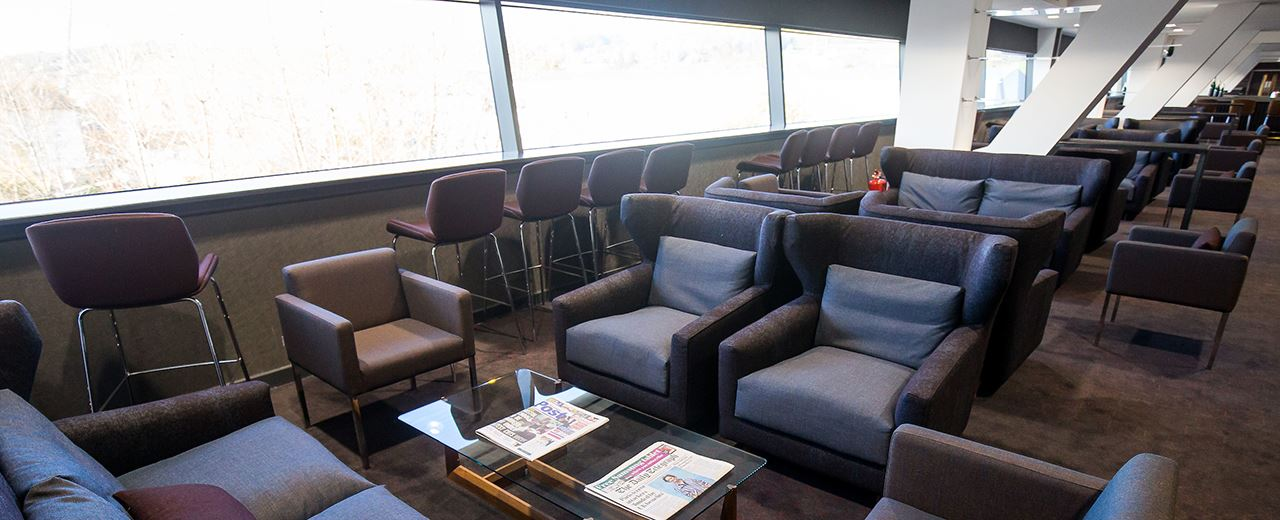 West Stand Business Lounge