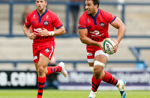 Report: Jersey 17-27 Bristol Rugby