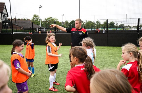 Vacancy: Primary Stars Lead Coach