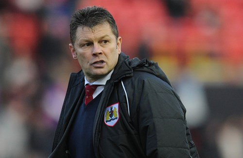 Cotterill Pleased With Slick City