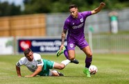 Report: Guernsey FC 0-1 Bristol City