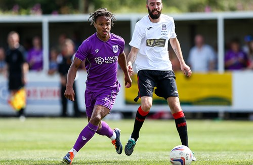 Report: Bristol Manor Farm 0-11 Bristol City