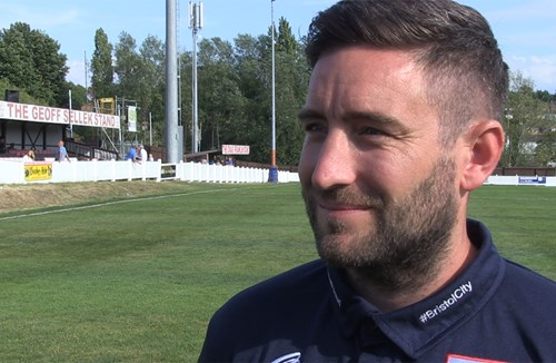 Video: Lee Johnson Post-Manor Farm away
