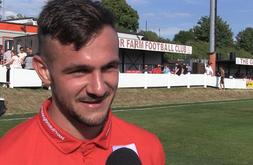 Video: Diego De Girolamo Post-Manor Farm away
