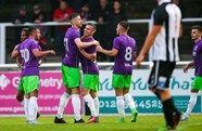 Report: Bath City 0-3 Bristol City