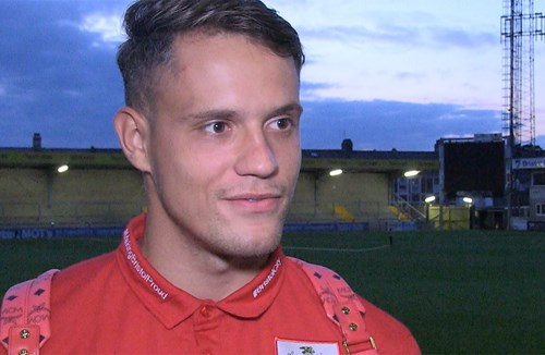 Video: Ivan Lucic Post-Torquay United away