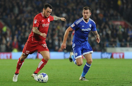 Tomlin departs for Cardiff City