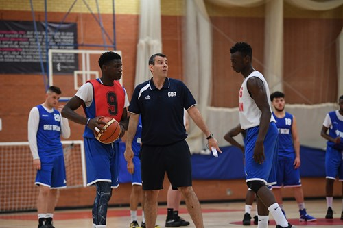 Coach K's GB Under-20s fall in European Championships opener