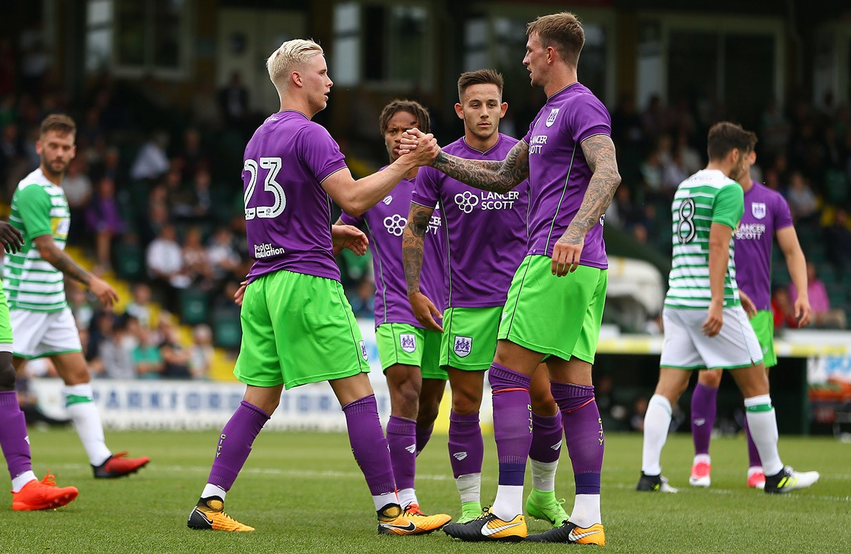 Highlights: Yeovil Town 1-3 Bristol City thumbnail