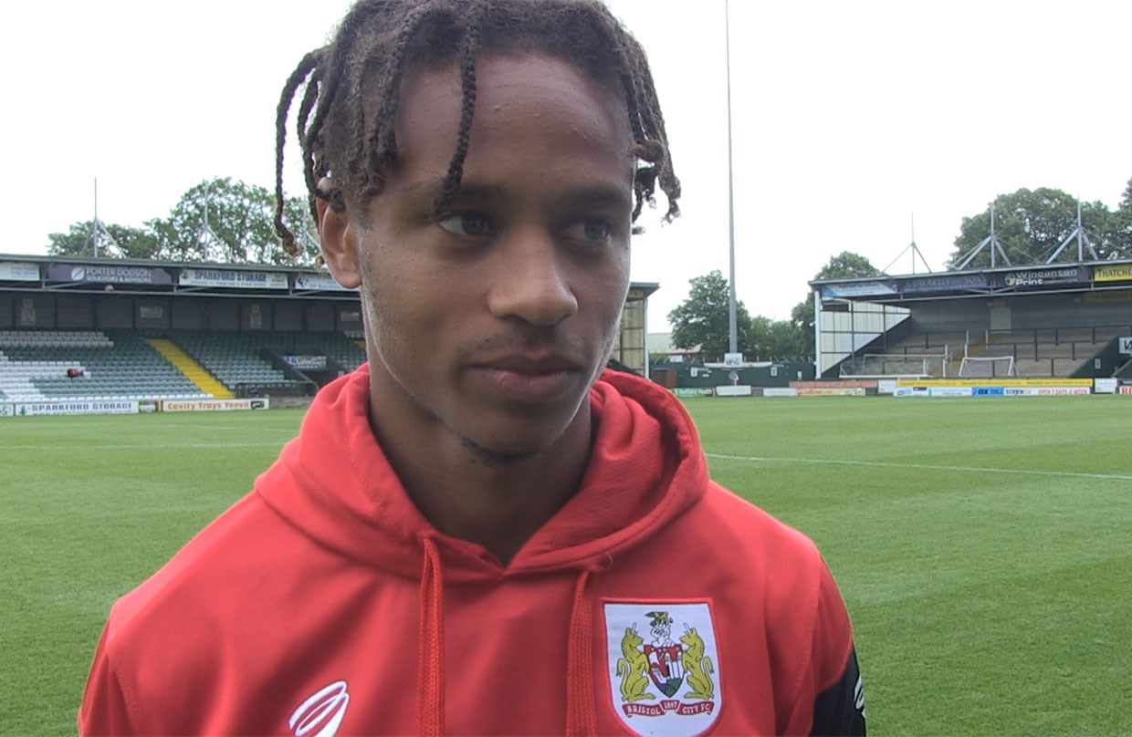 Video: Bobby Reid Post-Yeovil Town away thumbnail