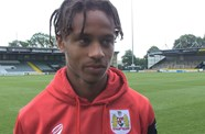 Video: Bobby Reid Post-Yeovil Town away
