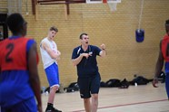Kapoulas' GB Under-20s pick up first win at European Championships