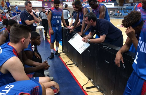 Coach K's GB Under-20s improve to 2-1 at European Championships