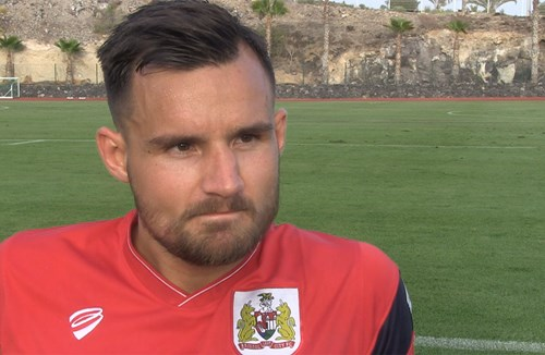 Tenerife Tour: Bailey Wright exclusive interview