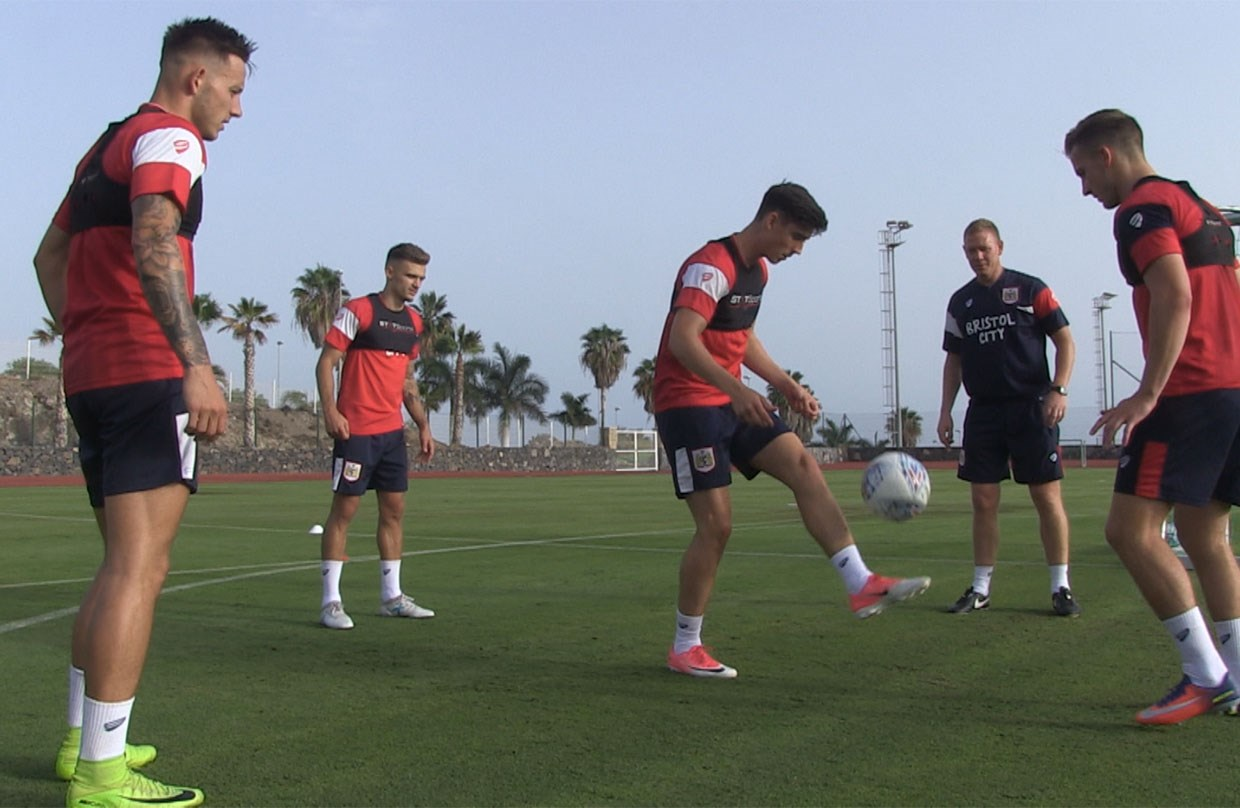 Tenerife Tour: Day One Training thumbnail