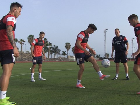 Tenerife Tour: Day One Training