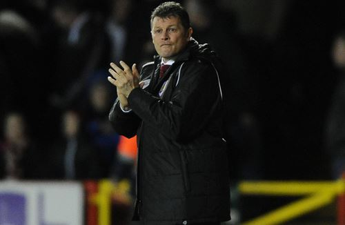 Our Patience Was Rewarded - Steve Cotterill
