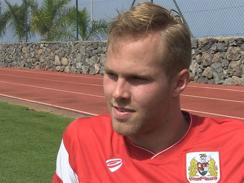 Tenerife Tour: Gustav Engvall exclusive interview