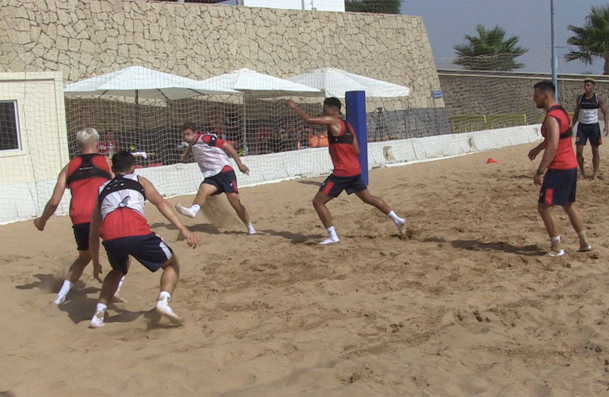 Tenerife Tour: Beach Soccer Tournament thumbnail