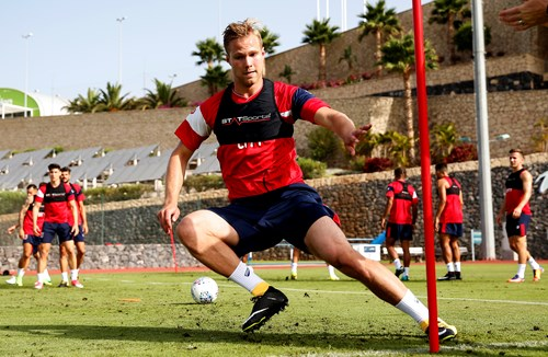 Engvall looking to make an impression