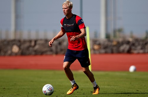 It's great to be back – Magnusson