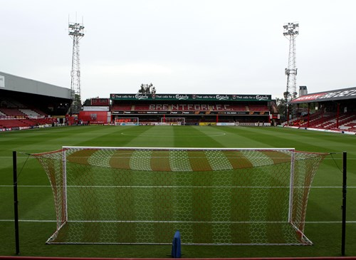 Brentford sold out reminder