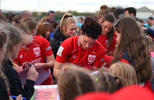 Two City Women fixtures selected for live TV