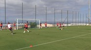Tenerife Tour: Day Four Training
