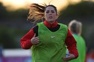 Wilson extends her stay with the Vixens