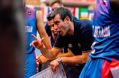 Kapoulas' GB Under-20s advance to semi-finals of European Championships