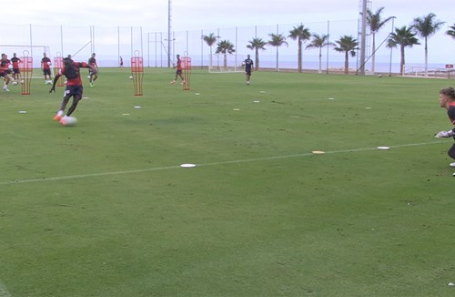 Tenerife Tour: Day Five Training