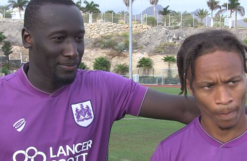 Tenerife Tour: Famara Diedhiou & Bobby Reid exclusive interviews