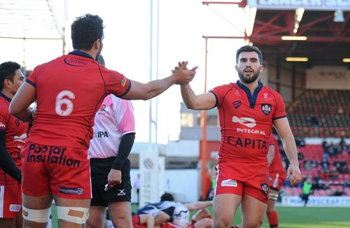 Report: Bristol Rugby 29-28 Yorkshire Carnegie