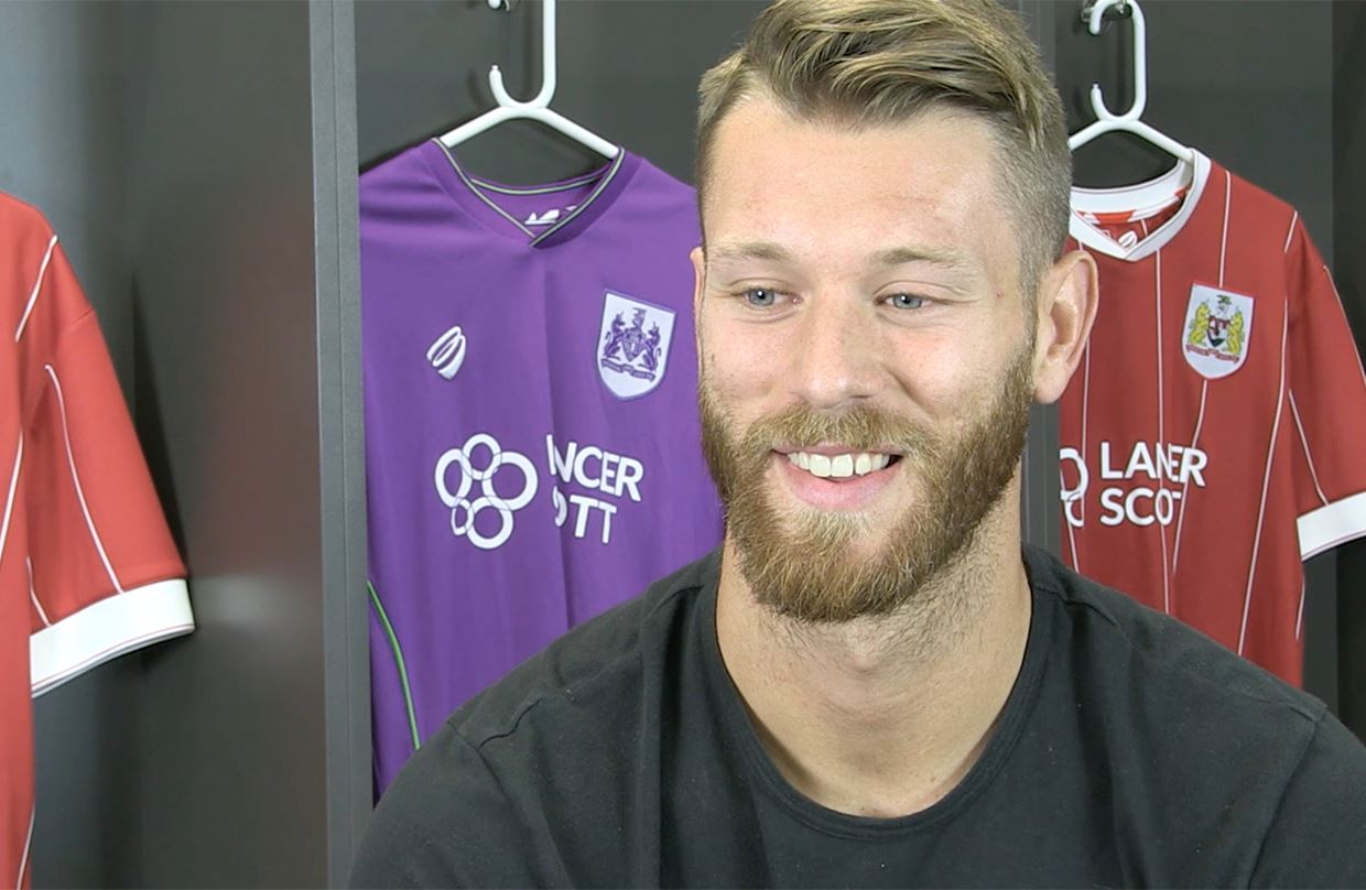 Video: Nathan Baker - The First Interview thumbnail