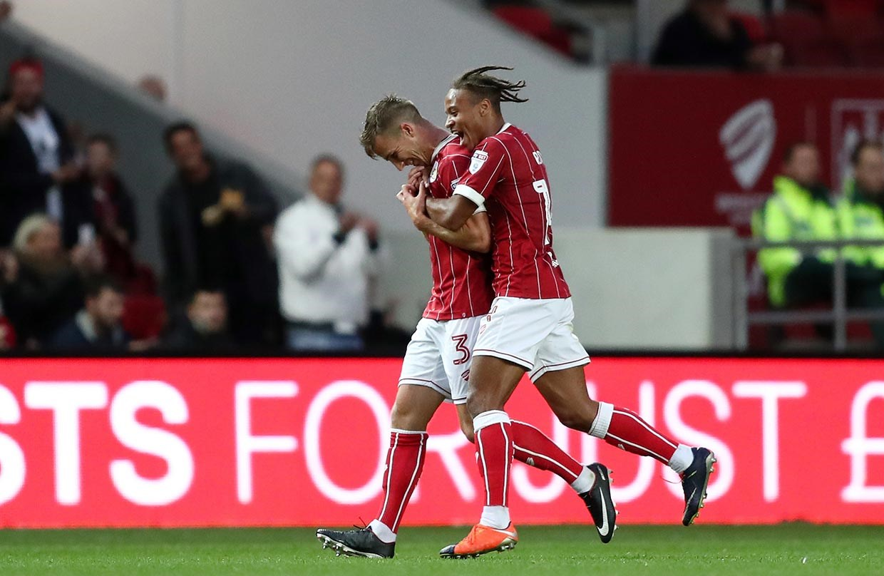 Highlights: Bristol City 2-0 FC Twente thumbnail