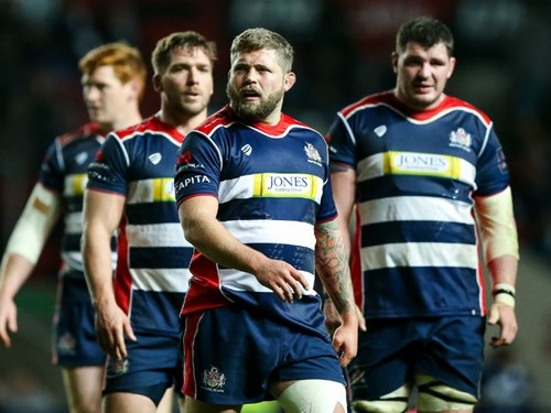 Brooker returns to Bristol Rugby on trial period